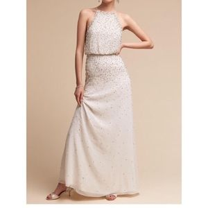 Anthropologie BHLDN Rian Dress